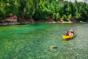 Bonaventure river Canoeing