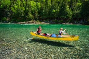 Canot rivière Bonaventure, Cime Aventures