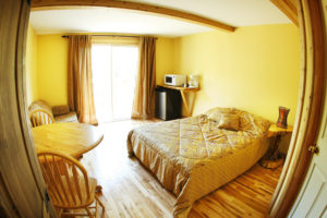 Private bedroom, Grande Ourse Chalet, Cime Aventures