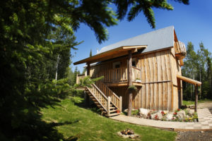Grande Ourse Cottage, Cime Aventures, Bonaventure