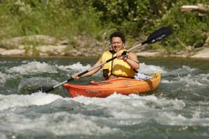 Normand Brathwaite Cime Aventures rivière Bonaventure